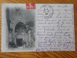CPA Gimont Gers Notre Dame De Cahuzac 1907 Dos Non Divisé - Autres Communes