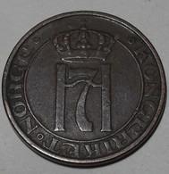 1941 - Norvège - Norway - 5 ORE, HAAKON VII, KM 368 - Norway