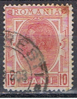 ROUMANIE 30 // YVERT 117 // 1900 - Used Stamps