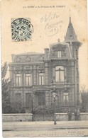 Anzin NA3: Le Château De M. Lobert 1907 - Anzin