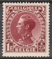 Belgie    .    OBP   .       393      .     *    .       Ongebruikt Met  Charnier    .  / .  Neuf Avec  Charniere - Belgique