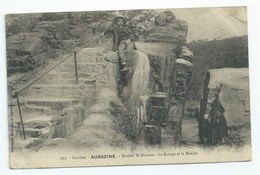 19 - AUBAZINE - 5 CARTES - France