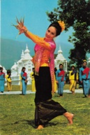 Nord Tailandia Attrice Cinema Vilaisak Danza Fon-Leb-Dance - Danze