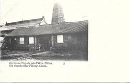 Pékin NA6: Ancienne Pagode - Chine