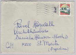 Brief In Die Schweiz (br5944) - 6. 1946-.. Repubblica
