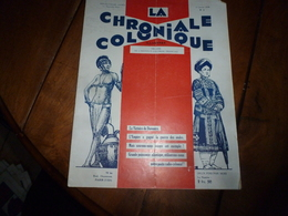 1938 LCCI :  Tonkin ; Pétrole Au Maroc; La Réunion (Pont Sainte-Suzanne); Les Cimetières D'éléphants ; Etc - Books, Magazines, Comics