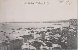 CPA Précurseur Brésil - Bahia - Vista Do Porto (carte Des Messageries Maritimes) Cachet LK N°2 Bordeaux Buenos Ayres - Altri