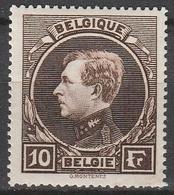 Belgie    .    OBP   .   289       .     *    .       Ongebruikt Met  Charnier    .  / .  Neuf Avec  Charniere - Belgium