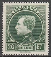 Belgie    .    OBP   .   290  (2 Scans)     .     *    .       Ongebruikt Met  Charnier    .  / .  Neuf Avec  Charniere - Belgium