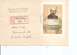 Esperanto ( Lettre Recommandée De DDR De 1982 De Spremberg Vers L'intérieur à Voir) - Esperanto