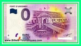 88 / FORT D'UXEGNEY BILLET TOURISTIQUE SOUVENIR 2019 N°)134 - EURO