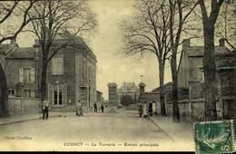 51 COURCY / LA VERRERIE ENTREE PRINCIPALE / A 432 - Autres Communes