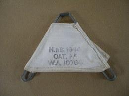 Balise De Signalisation De Mine Britannique1944 - Equipement