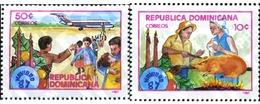 Ref. 308110 * MNH * - DOMINICANA. 1987. CHRISTMAS . NAVIDAD - Dominican Republic