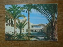 Algérie , Biskra , Hôtel Sidi Okba - Biskra