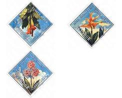 Ref. 88656 * MNH * - ECUADOR. 1972. FLOWERS . FLORES - Orchideen