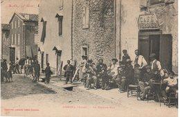 ESPEZEL - La Grande Rue(Café Verdier) - Frankreich