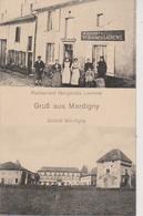 57 - MARDIGNY - 2 VUES - RESTAURANT MARGARETA LAURENS - Autres Communes