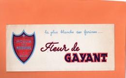 "BUVARD. DOUAI ( NORD ) FARINE "" FLEUR DE GAYANT "" Achat Immédiat - Food"