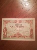 Billet 50 Centimes Franc Chambre Du Commerce De Périgueux 5/11/1917 SPL+ - Zonder Classificatie