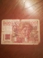 Billet 100 Francs Jeune Paysan 21/11/1946 - 1871-1952 Antichi Franchi Circolanti Nel XX Secolo