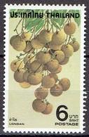 Thailand 1979 - Thai Fruits - Michel 907  Somchai 903 - MNH, Neuf, Postfrisch - Thailand