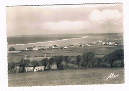 SIOUVILLE - PLAGE  50  Vue Générale  1954 - Autres Communes