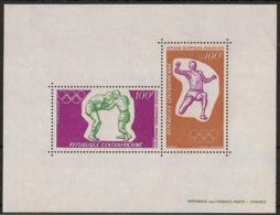Centrafricaine - 1972 - Bloc Feuillet BF N°Yv. 6 - Olympics Munich 72 - Neuf Luxe ** / MNH / Postfrisch - Centraal-Afrikaanse Republiek