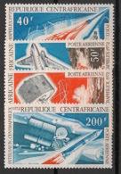 Centrafricaine - 1972 - Poste Aérienne PA N°Yv. 100 à 103 - Centraphilex - Neuf Luxe ** / MNH / Postfrisch - Afrika