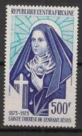 Centrafricaine - 1974 - Poste Aérienne PA N°Yv. 129 - Sainte Thérèse - Neuf Luxe ** / MNH / Postfrisch - Zentralafrik. Republik