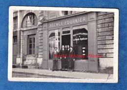 Photo Ancienne - BESANCON ? - Place Du 4 Septembre - Agence FOURNIER L' Echo Des Campagnes / La Depeche Republicaine - Places