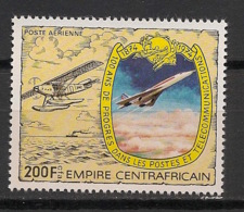 Centrafricaine - 1978 - Poste Aérienne PA N°Yv. 188 - Concorde - Neuf Luxe ** / MNH / Postfrisch - Concorde