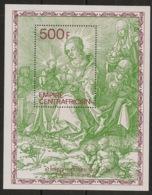 Centrafricaine - 1979 - Bloc Feuillet BF N°Yv. 36 - Dürer - Neuf Luxe ** / MNH / Postfrisch - Centraal-Afrikaanse Republiek