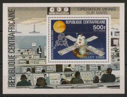 Centrafricaine - 1979 - Bloc Feuillet BF N°Yv. 38 - Apollo XI - Neuf Luxe ** / MNH / Postfrisch - República Centroafricana
