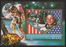 Centrafricaine - 1980 - Bloc Feuillet BF N°Yv. 41 - Evènements Spatiaux - Neuf Luxe ** / MNH / Postfrisch - Centraal-Afrikaanse Republiek