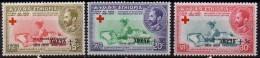 ETHIOPIE - Série Complète Neuve LUXE - Croix-Rouge - Ethiopie