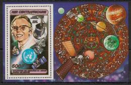 Centrafricaine - 1982 - Bloc Feuillet BF N°Yv. 62 - Energie Des Comètes - Neuf Luxe ** / MNH / Postfrisch - Zentralafrik. Republik