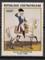 Centrafricaine - 1982 - N°Yv. 508 - Georges Washington - Neuf Luxe ** / MNH / Postfrisch - George Washington