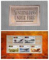 AUSTRALIA, World War II, Yv 1242-46, ** MNH, F/VF, Cat. € 10 - 1990-99 Elizabeth II