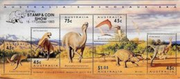 AUSTRALIA, Philatelic Exhibitions, Yv Bk 20, ** MNH, F/VF, Cat. € 9 - Blocks & Sheetlets