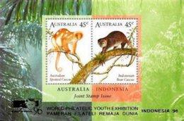 AUSTRALIA, Philatelic Exhibitions, Yv Bk 38, ** MNH, F/VF, Cat. € 3 - Blocks & Kleinbögen