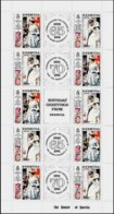 BERMUDA, Royalty: Queen Elizabeth II, Yv 604-05, ** MNH, F/VF, Cat. € 19 - Bermudes