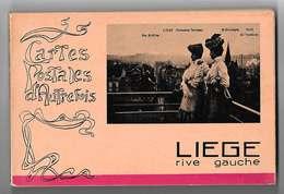 Cartes Postales D'autrefois - Liège Rive Gauche - Livres, BD, Revues