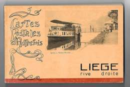 Cartes Postales D'autrefois - Liège Rive Droite - Autres