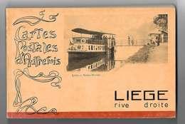 Cartes Postales D'autrefois - Liège Rive Droite - Livres, BD, Revues