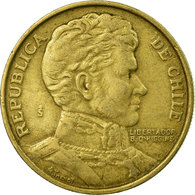 Monnaie, Chile, Peso, 1978, TTB, Aluminum-Bronze, KM:208a - Chile
