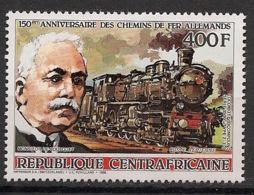 Centrafricaine - 1986 - Poste Aérienne PA N°Yv. 360 - Train - Neuf Luxe ** / MNH / Postfrisch - Zentralafrik. Republik