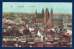 Tournai. Panorama Avec La Cathédrale Notre-Dame. Feldpoststation N°. 401. Infanterie Regiment N.183. Juin 1916 - Tournai