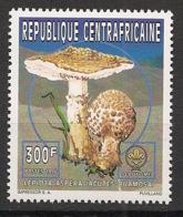 Centrafricaine - 1996 - N°Yv. 1067 - Champignon - Neuf Luxe ** / MNH / Postfrisch - Champignons