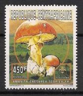 Centrafricaine - 1996 - N°Yv. 1069 - Champignon - Neuf Luxe ** / MNH / Postfrisch - Champignons